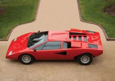 Check out this amazing Lamborghini Countach that will cross RM Auctions's block in a few weeks.
