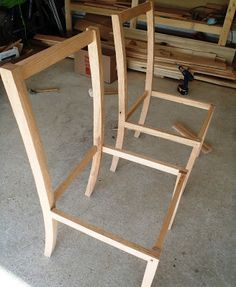 DIY Dining chairs | Furniture Inspiration | Pinterest | Them ...