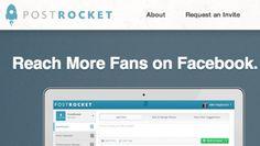 PostRocket permite gestionar las páginas de tu negocio en Facebook  #postrocket  #activainternet