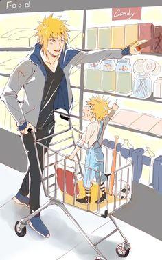 Naruto Uzumaki Shippuden, Naruto Kakashi, Anime Naruto, Naruto Chibi, Naruto Fan Art, Naruto Comic, Naruto Cute, Naruto Funny, Minato Kushina