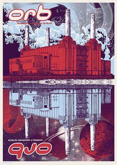 The Orb - Toby Whitebread - 2013 ----  Neat graphics!  Very original