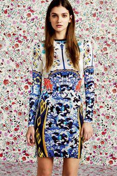 Mary Katrantzou x Topshop collab = printed paradise