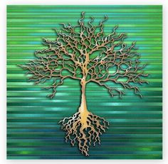 LWHenke---Tree-of-Life---Peace  Linda Witte Henke