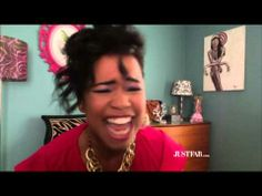 ▶ JustFab Commercial: Scream ft. Go Cray On Camera Contest Winner - YouTube