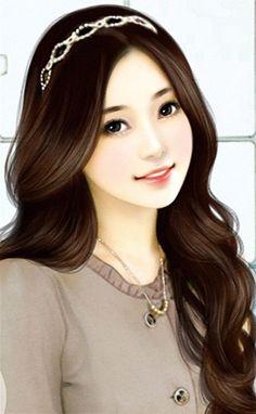 inspiration for wattpad . my wattpad ID: Beautiful Fantasy Art, Beautiful Anime Girl, Korean Art, Asian Art, Korean Anime, Cute Girl Hd Wallpaper, Art Chinois, Lovely Girl Image, Girly Drawings