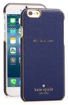 kate spade new york 'why hello there' iPhone 6