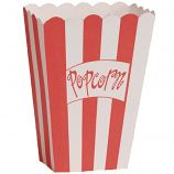 Movie Night Popcorn Servers - ideal for use as snack servers but also as party bags!