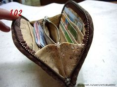 wallet+tutorial+sewing | ... Sewing Patterns, step by step wallet tutorial in pictures