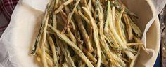 Zucchine fritte croccantissime