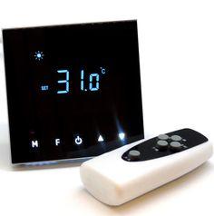 Touch screen del telecomando A Parete Caldaia Termostato Regolatore con funzione di Memoria (7000 T/IR)