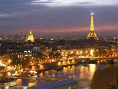 O lugar mais romântico do mundo ;-)