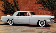 Secure Auto Shipping Inc Here is how we Transport. #LGMSports haul it with http://LGMSports.com 1957 Continental MK II