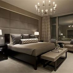 Contemporary (Modern, Retro) Bedroom by Michael Abrams
