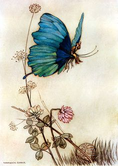 The Fairy Book II Warwick Goble 1913