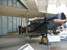 Bristol F2B - Two Seat Fighter - 1916 by gberg2007, via Flickr