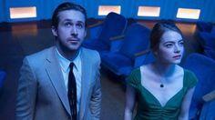 'La La Land' Oscar nominee interviews: Ryan Gosling, Emma Stone, Damien Chazelle, and Ryan Gosling, Emma Stone, Mia Dolan, Film Musical, Oscar 2017, Damien Chazelle, Golden Globe Nominations, Non Plus Ultra, Movie Releases
