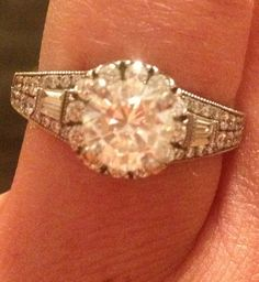 My gorgeous ring!