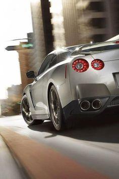 Nissan GT-R Sports Car