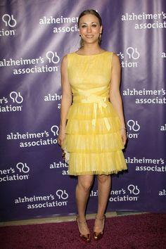 Kristen Bell, Kaley Cuoco get colorful at A Night at Sardis bash