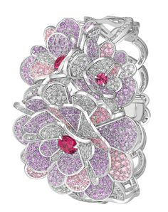 Chanel : Jardin de Camélias, amazing new High Jewelry