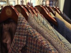 One can never have enough tweed...there, now I've said it.