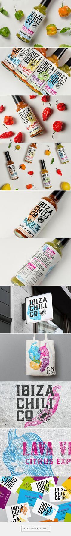 Ibiza Chili Co /  Ibiza Hot Sauces by Studio Parr