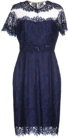 NOTTE BY MARCHESA Knee-length dresses