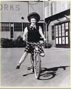 ginger rogers 1942 the major and the minor