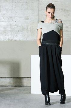 Ixos malloni wearing moda tinta naturale abbigliamento for Stile minimal chic