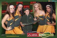 Face-Box Gallery ABSA BOKTOWN - Suncoast Casino   22 June 2013