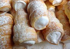 Fantastic Raffaello cream for all sorts of desserts - Lecker Schmecker. Slovak Recipes, Czech Recipes, Hungarian Recipes, Italian Recipes, Kinds Of Desserts, Easy Cake Decorating, Sweet Recipes, Simple Recipes, The Best