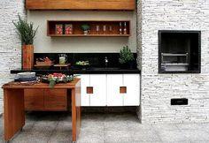 Confira as regras do condomínio antes de mobiliar a varanda gourmet. As sobrecargas merecem atenção especial (Foto: Shutterstock)