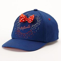 3374562afd5 Disney Mickey Mouse   Friends Minnie Mouse Baseball Cap - Baby