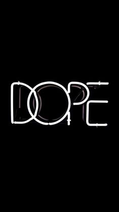 Dope Grow Lights Neon Your Top HD Wallpapers (shared via SlingPic) Neon Words, No Bad Days, Neon Aesthetic, White Aesthetic, E Mc2, Neon Glow, Word Up, Lettering, Neon Lighting