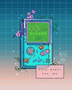 'Ghibli Boy' ✨🕹 by 𝚁𝚘𝚗𝚊𝚕𝚍 𝙺𝚞𝚊𝚗𝚐 Aesthetic Gif, Aesthetic Wallpapers, Pixel Art, Art Studio Ghibli, Vaporwave Art, Japon Illustration, Kawaii Art, Anime Scenery, 8 Bit