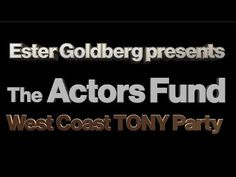 THE ACTORS FUND WEST 18th TONY RED CARPET RENEE MARINO JERSEY BOYS (+pla...