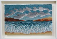 The End of a Wave - Louise Oppenheimer | British Tapestry Group