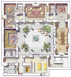 https://www.google.com.au/search?q=moroccan riad residential