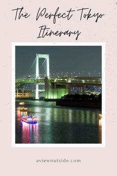 This guide is the perfect 4 days in Tokyo itinerary which includes transportation, restaurants, budget tips and how to make the most of your visit to Tokyo. Tokyo Guide, Tokyo Travel Guide, Japan Travel, Travel Tips, Travel Destinations, Robot Restaurant Tokyo, Tokyo Things To Do, Tokyo Subway, Day Trips From Tokyo