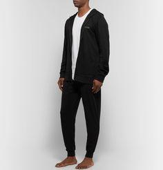 Calvin Klein Underwear Stretch-cotton Jersey T-shirt In White Calvin Klein Men Underwear, Normcore, Sweatpants, Mens Fashion, Hoodies, How To Wear, T Shirt, Cotton, Clothes