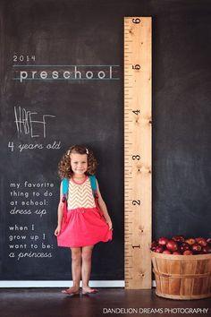 First Day of School Picture Ideas - unOriginal Mom