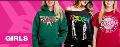 Smosh Girls Merch T-shirts Hoodies