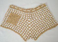 Crochet summer shorts crochet beach shorts women s beach Etsy Crochet Shorts Pattern, Crochet Pants, Crochet Clothes, Lace Shorts, Modest Shorts, Sexy Shorts, Boho Shorts, Summer Wear, Crochet Summer