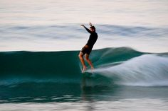 Dane Peterson. Classic Surf Style. #longboard, surf style, #surfing, #waves