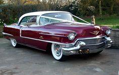 Cadillac Sedan de ville 1956.