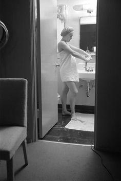 Marilyn Monroe in 1960.