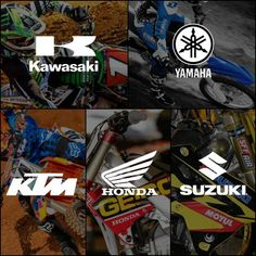 Which brand do you think will dominate this season? #supercross