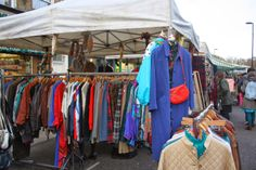 An afternoon at Broadway Market on 'Paisley & Peeptoes'