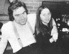 Ted Bundy & girlfriend