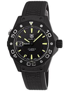 c2caca736fc TAGHeuer Aquaracer Caliber5 Automatik Relógio Esportivo